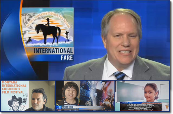 Montana International Children's Film Festival 2016 TV Interviews